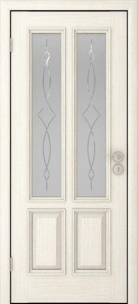 Durys Elegant 1 PO 9 Kreminė