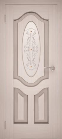 Klasikines Durys Admirolas balintas ąžuolas