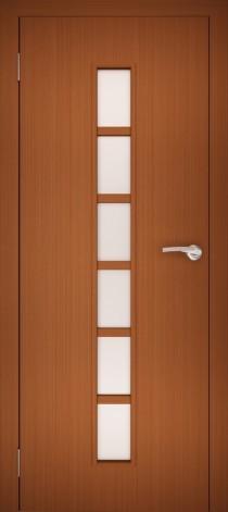 Klasikinės Durys ST 12 Tamsus riešutas