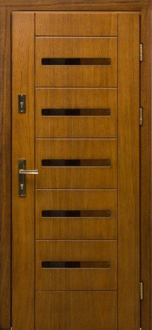 Olvik 1 Lauko durys 1