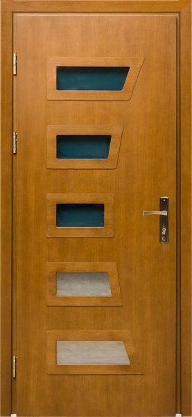Lauko durys 8